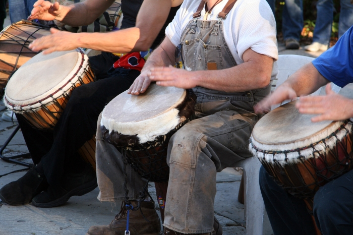Country Drumming Band