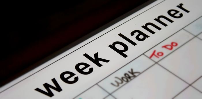 Image result for Weekly Planner istock